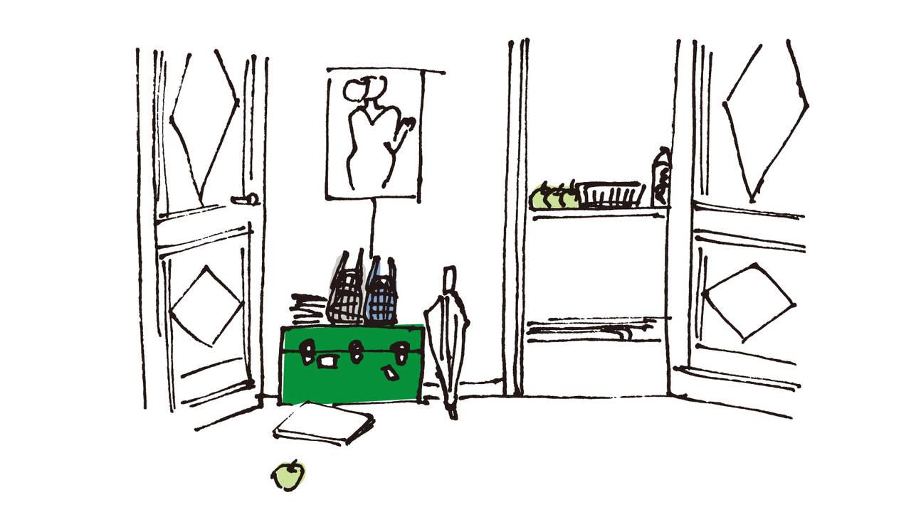楠木雪野のマイルームシネマ vol.1「彼女の部屋」