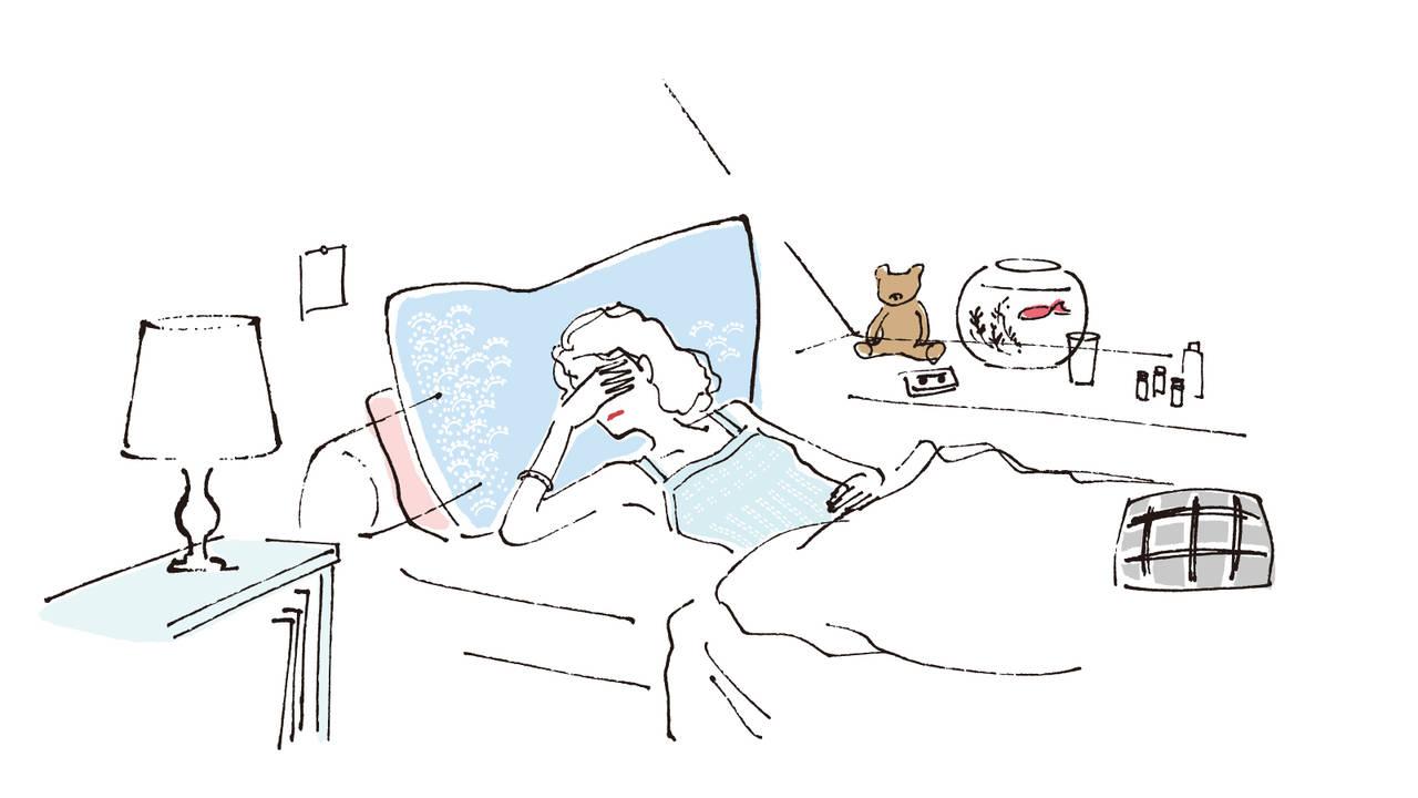 楠木雪野のマイルームシネマ vol.2「大きな枕で眠りたい」