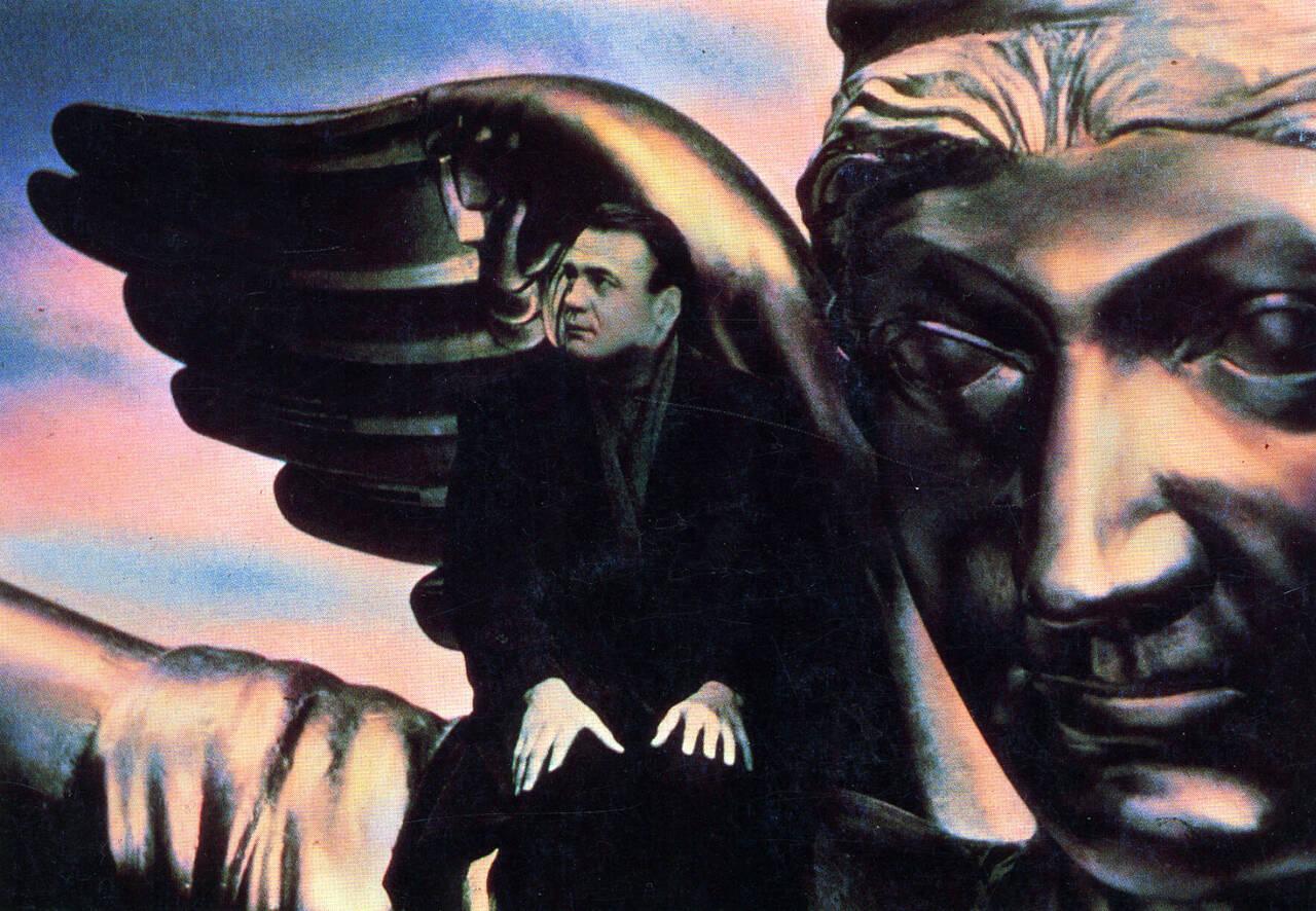天使が舞い降りた古都ベルリン。ヴィム・ヴェンダースが壮麗な映像美で綴るファンタジー「ベルリン・天使の詩」