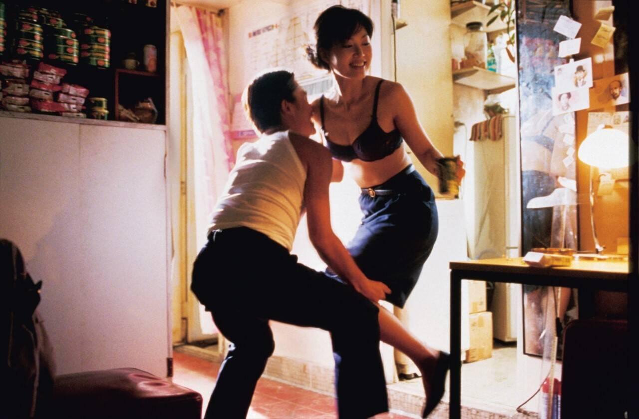 20世紀末に産み落とされたウォン・カーウァイの4つの映画