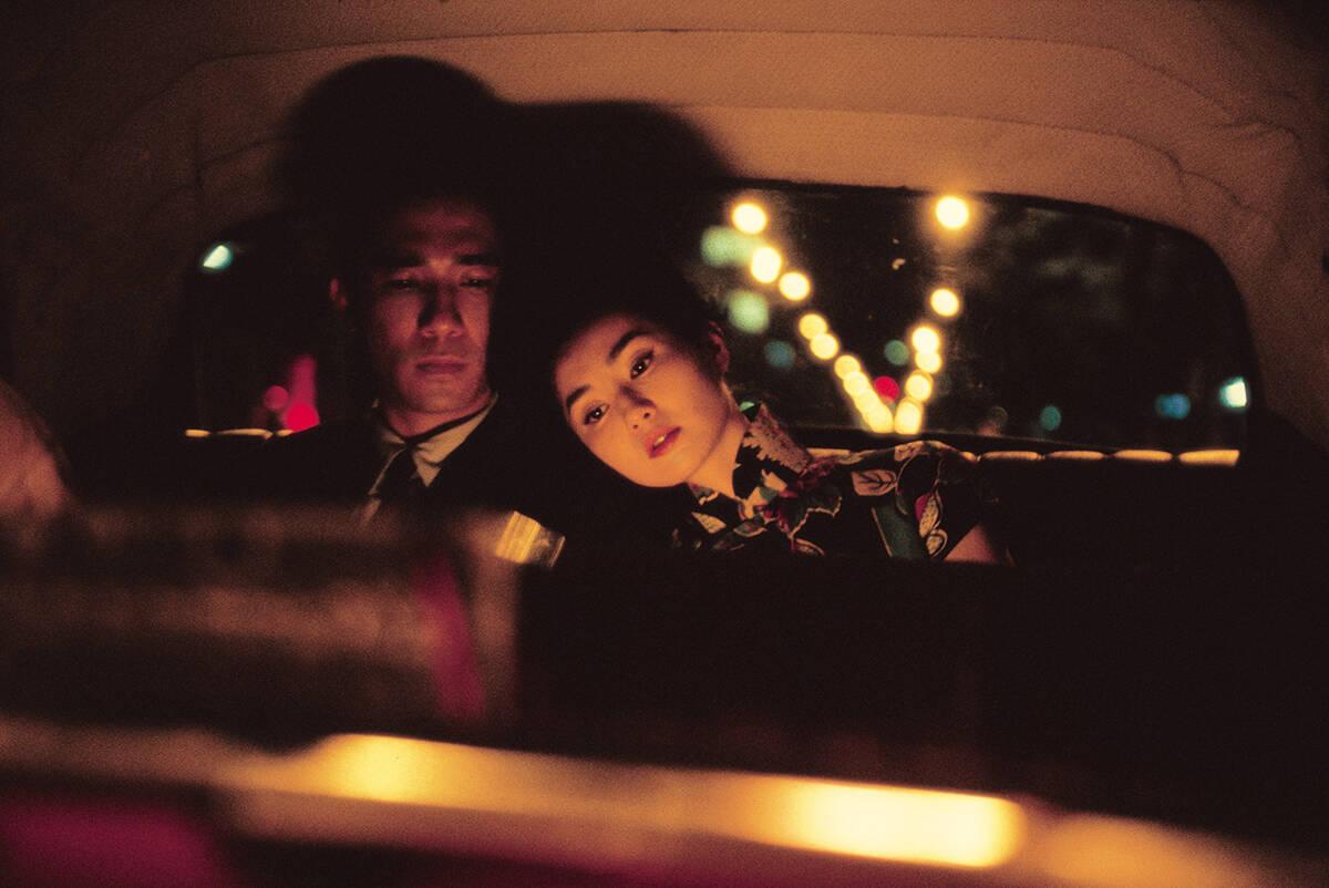 家庭を持つ男女の純愛が静かに燃え上がる…ウォン・カーウァイがスタイリッシュに綴る大人のラブロマンス「花様年華」