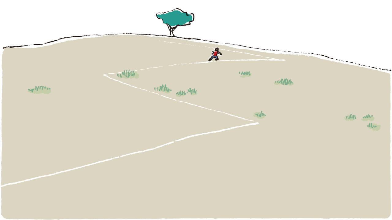 楠木雪野のマイルームシネマ vol.15「ジグザグ道を走る」